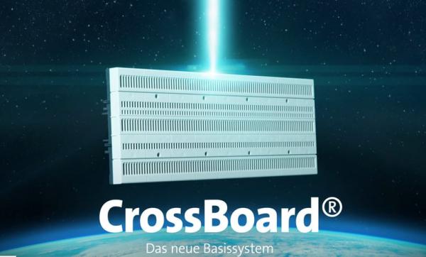 Wöhner Crossboard 3D Produktfilm