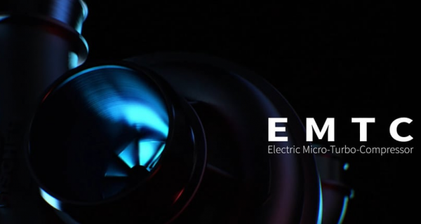 Fischer: The Power of pure Air – EMTC Electric Micro-Turbo-Compressors