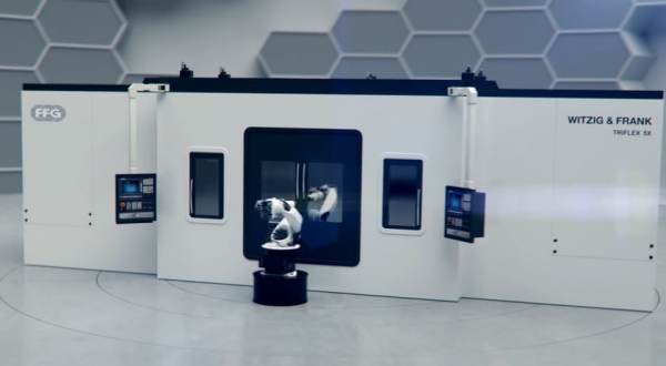 FFG Werke 3D Produktanimation 2016